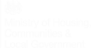 Logo for Ministry of Housing, Communities and Local Government
